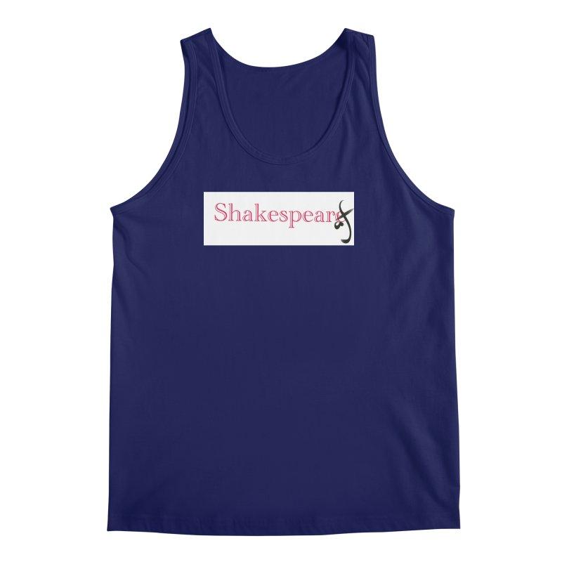 ShakespeareAF Men's Tank by blinkkittylove's Artist Shop