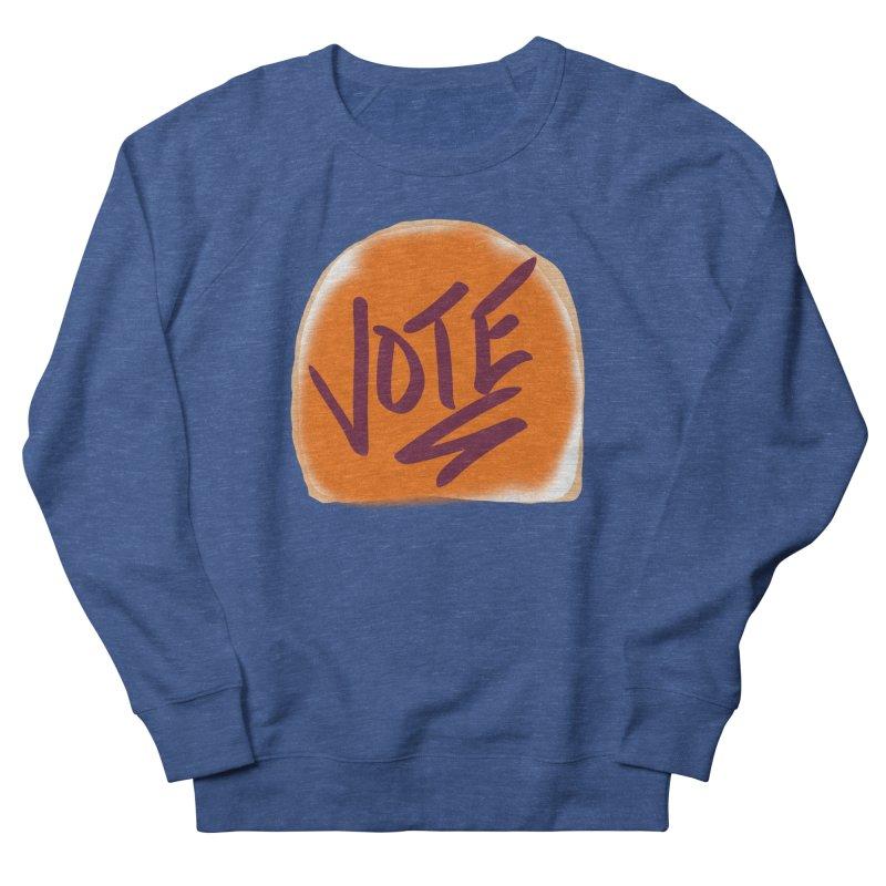 Peanut Butter and Vote... Women's Sweatshirt by blinkkittylove's Artist Shop