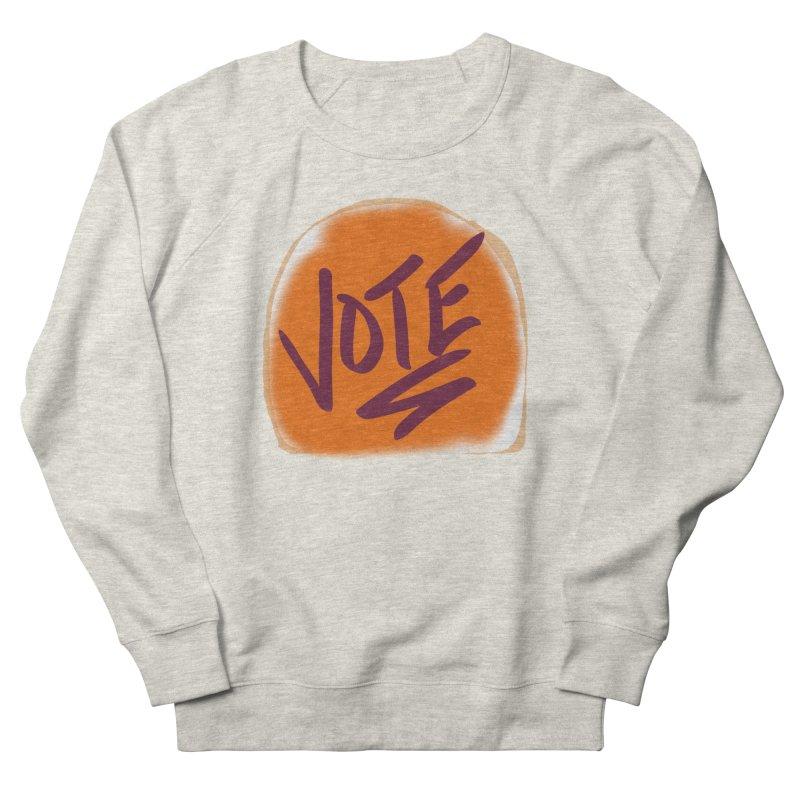 Peanut Butter and Vote... Women's Sweatshirt by blinkkittylove's Artist Shop