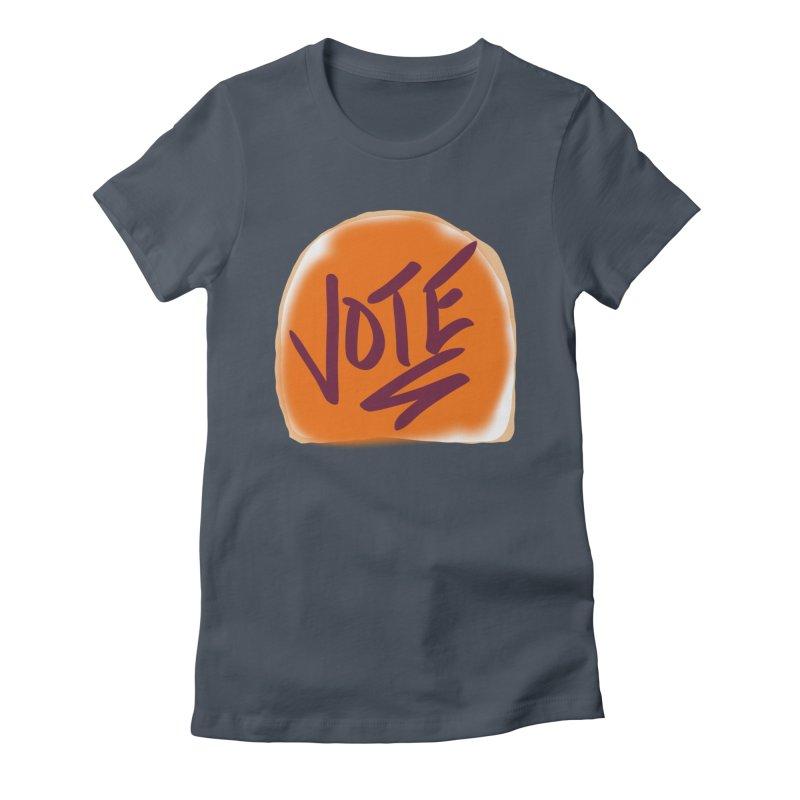 Peanut Butter and Vote...   by blinkkittylove's Artist Shop