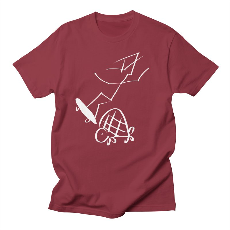 Attitude Men's T-shirt by blinkkittylove's Artist Shop