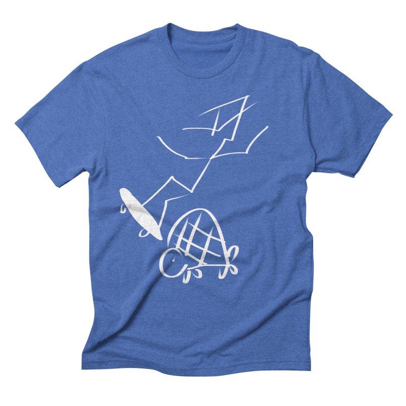Attitude Men's Triblend T-shirt by blinkkittylove's Artist Shop