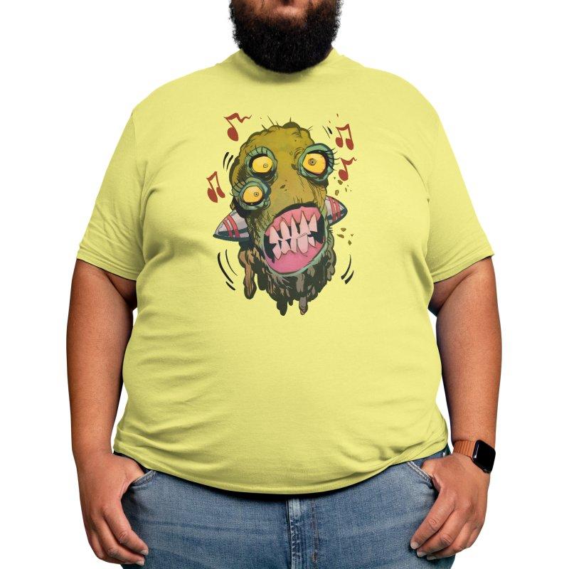 Slime Radio Men's T-Shirt by BLITZ CADET Artist Shop
