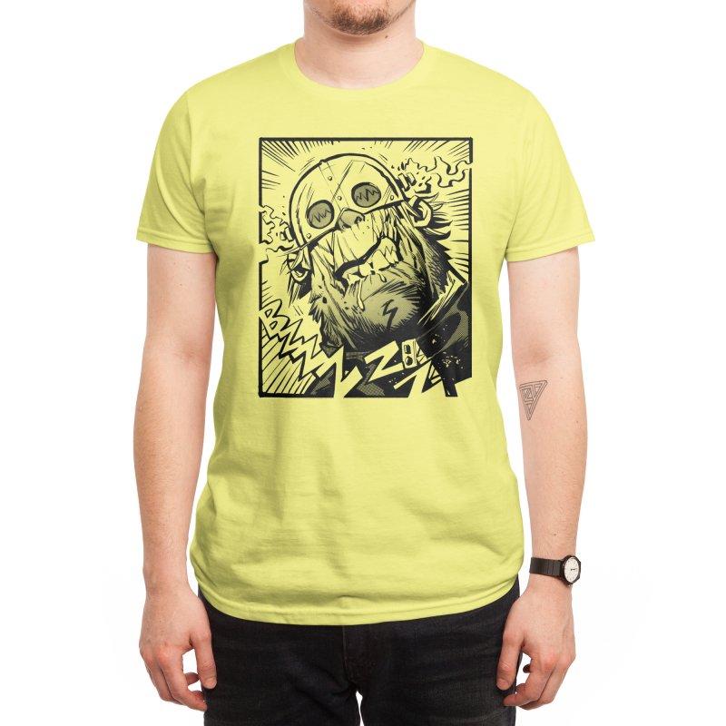 BZZZZ! Men's T-Shirt by BLITZ CADET Artist Shop