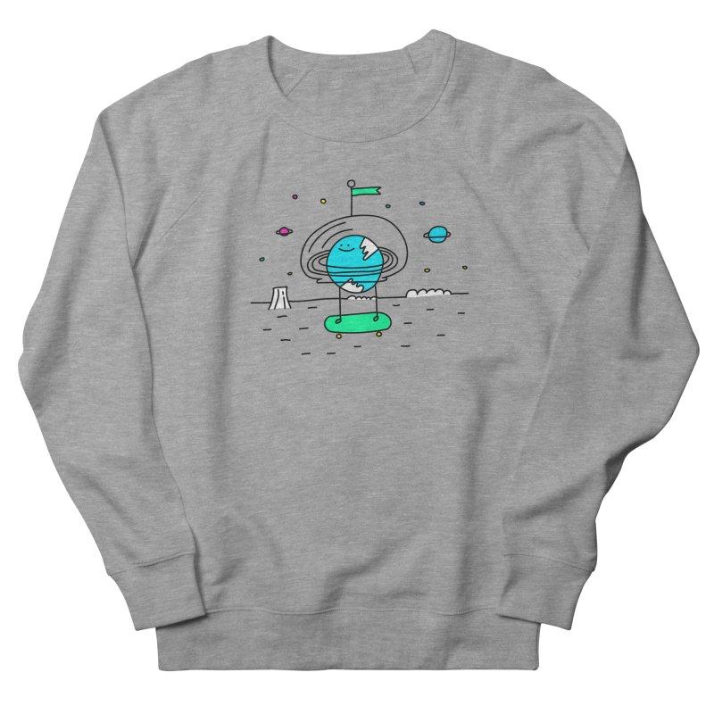 Surreal Planet - Mr Beaker Women's Sweatshirt by Porky Roebuck
