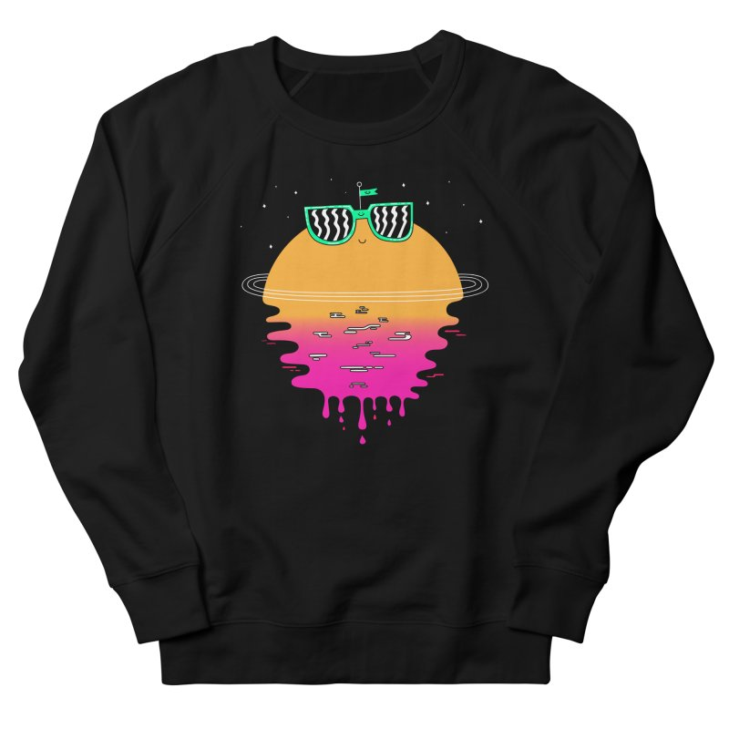 Happy Sunset Women's Sweatshirt by Porky Roebuck