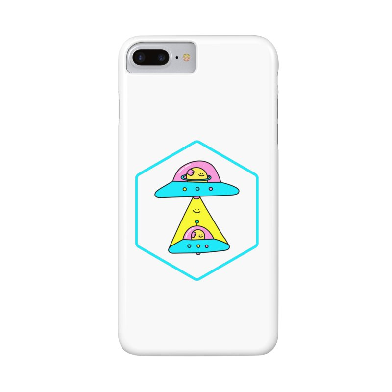 UFO Time Accessories Phone Case by Porky Roebuck