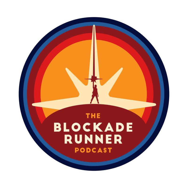 Blockade Runner Logo 2019 by The Blockade Runner Podcast's Artist Shop