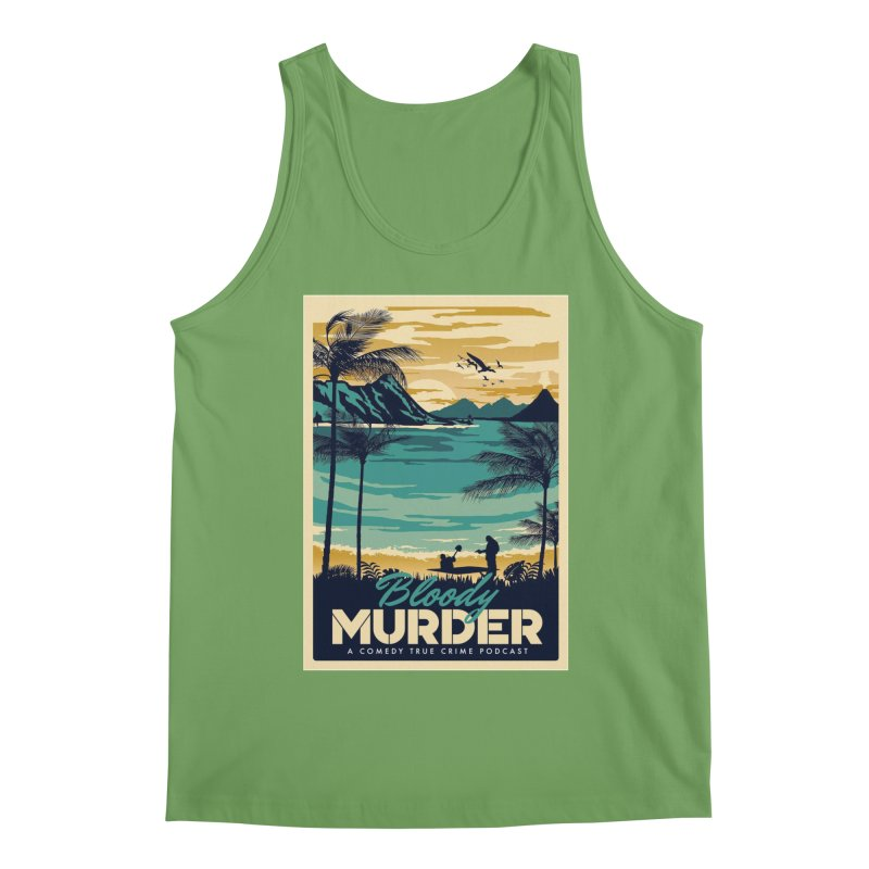 Men's None by Bloody Murder's Artist Shop