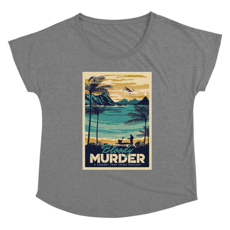 Women's None by Bloody Murder's Artist Shop
