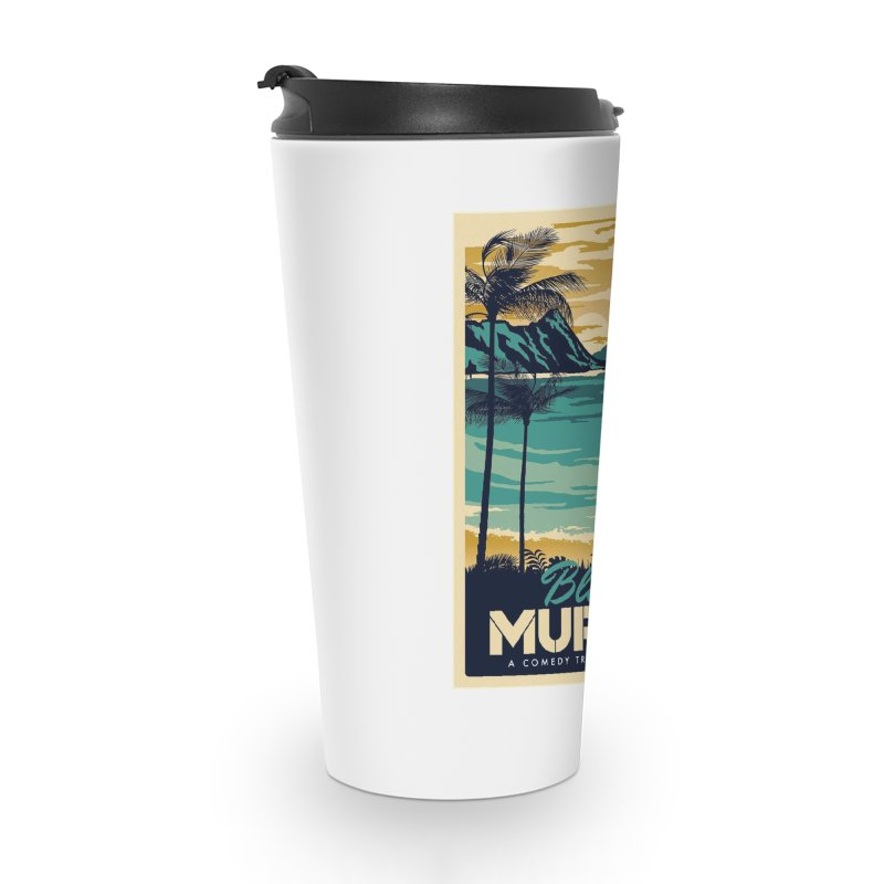 Tropical Travel Accessories Travel Mug by Bloody Murder's Artist Shop