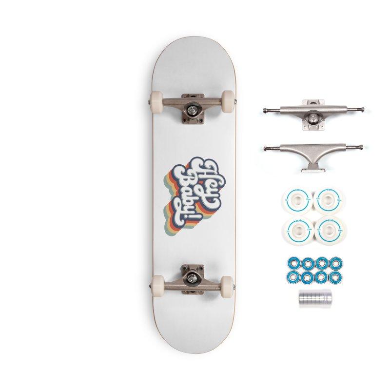 Hey Baby! Version Two Accessories Skateboard by Bloody Murder's Artist Shop