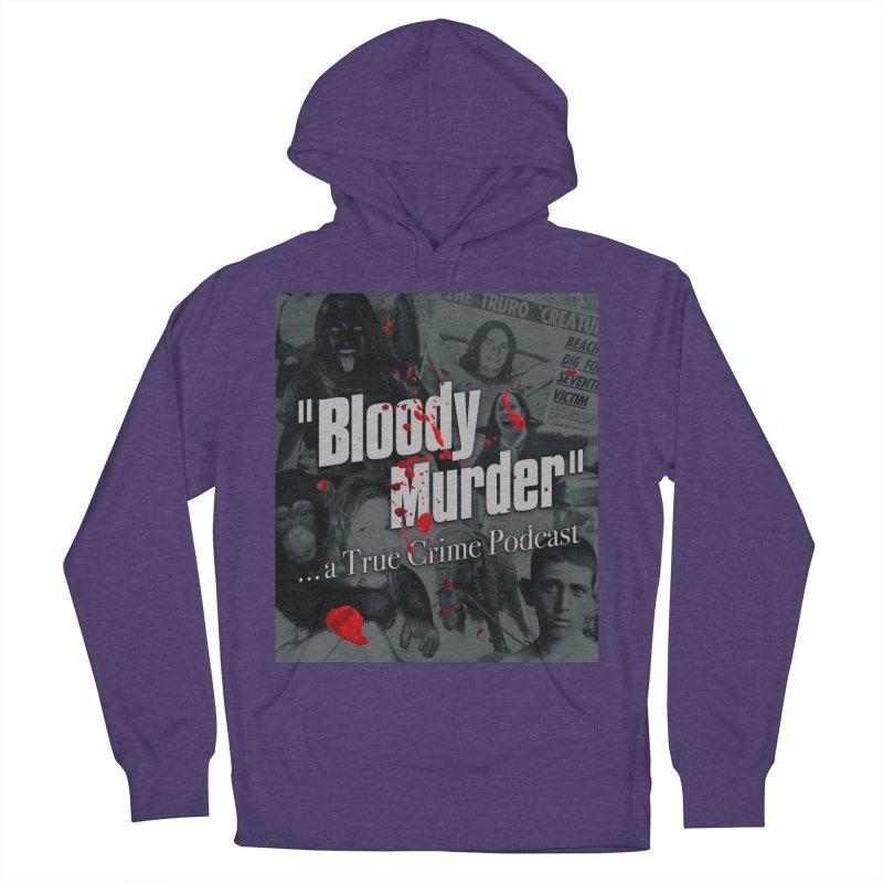 Bloody Murder Faces Women's Pullover Hoody by bloodymurder's Artist Shop