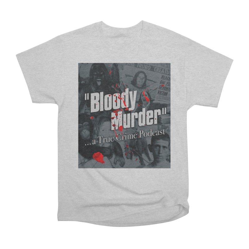 Bloody Murder Faces Men's Classic T-Shirt by bloodymurder's Artist Shop