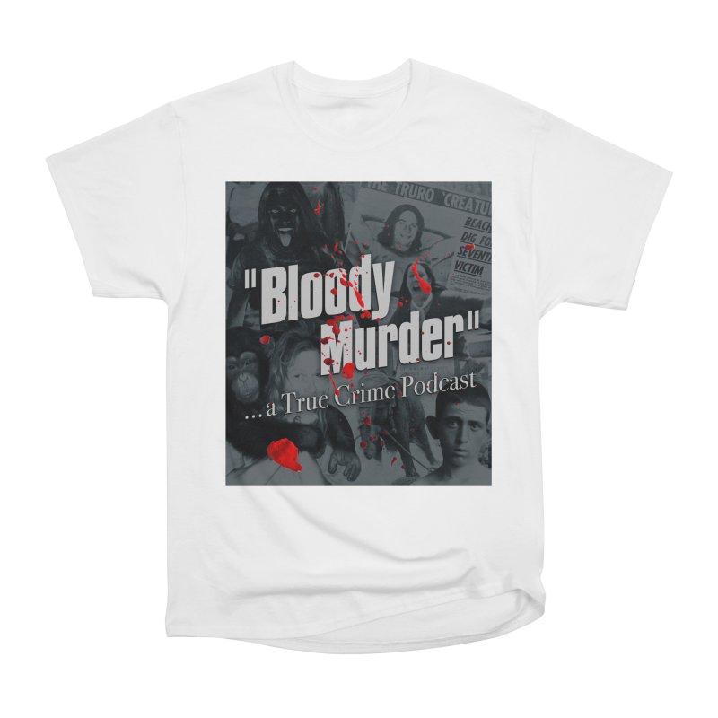 Bloody Murder Faces Women's Classic Unisex T-Shirt by bloodymurder's Artist Shop