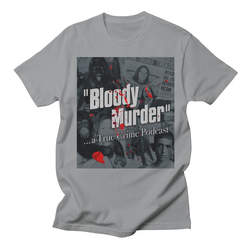 Bloody Murder Faces Men's T-shirt by bloodymurder's Artist Shop