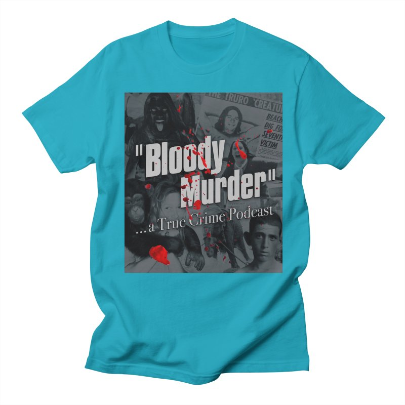 Bloody Murder Faces Men's T-shirt by bloodymurder's Artist Shop