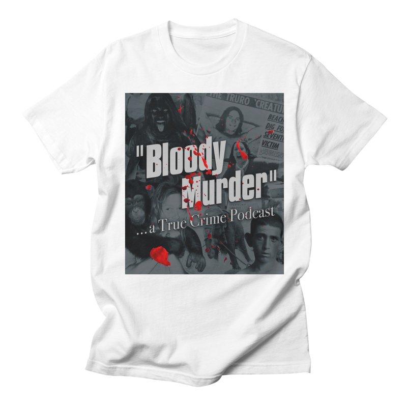 Bloody Murder Faces Women's Unisex T-Shirt by bloodymurder's Artist Shop