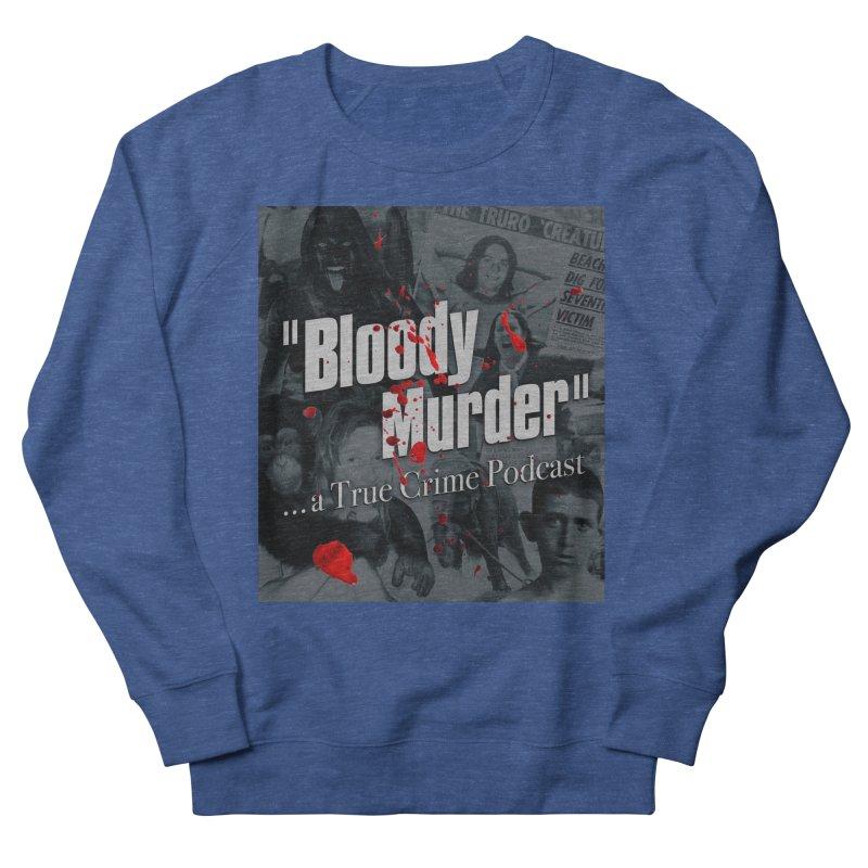 Bloody Murder Faces Men's Sweatshirt by bloodymurder's Artist Shop