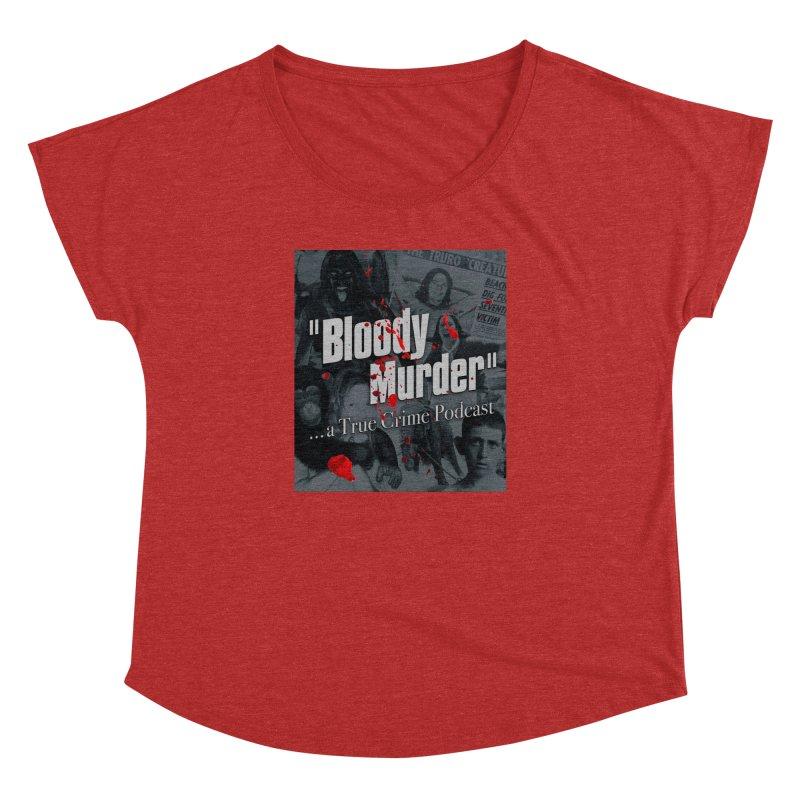 Bloody Murder Faces Women's Dolman by bloodymurder's Artist Shop