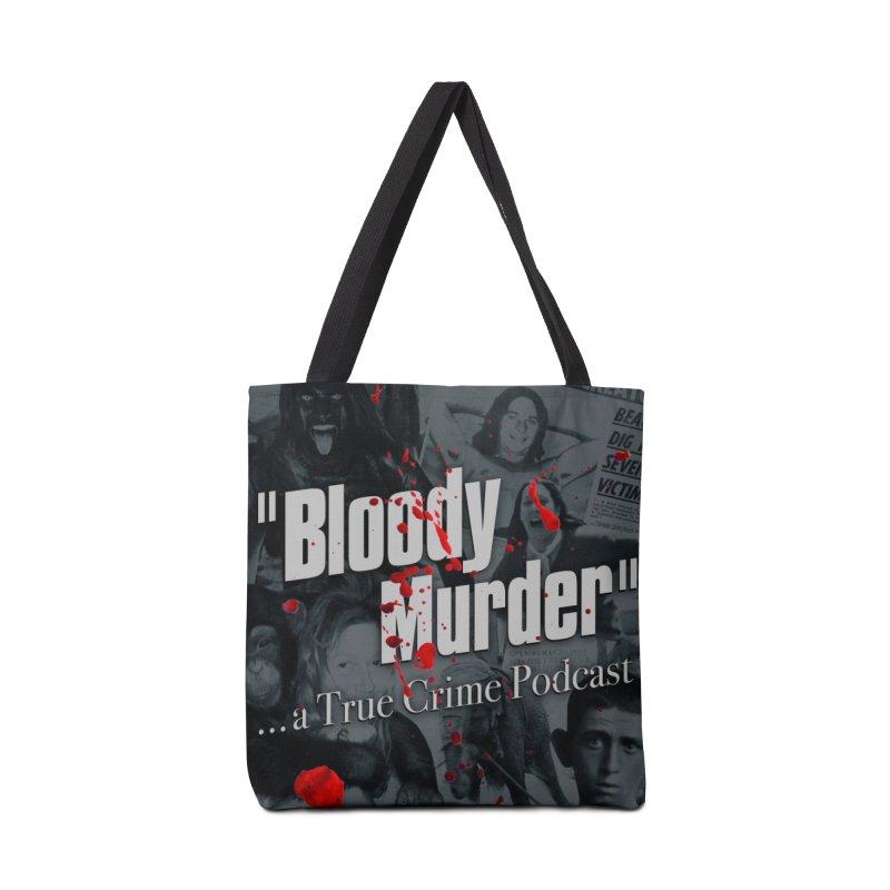 Bloody Murder Faces Accessories Bag by bloodymurder's Artist Shop
