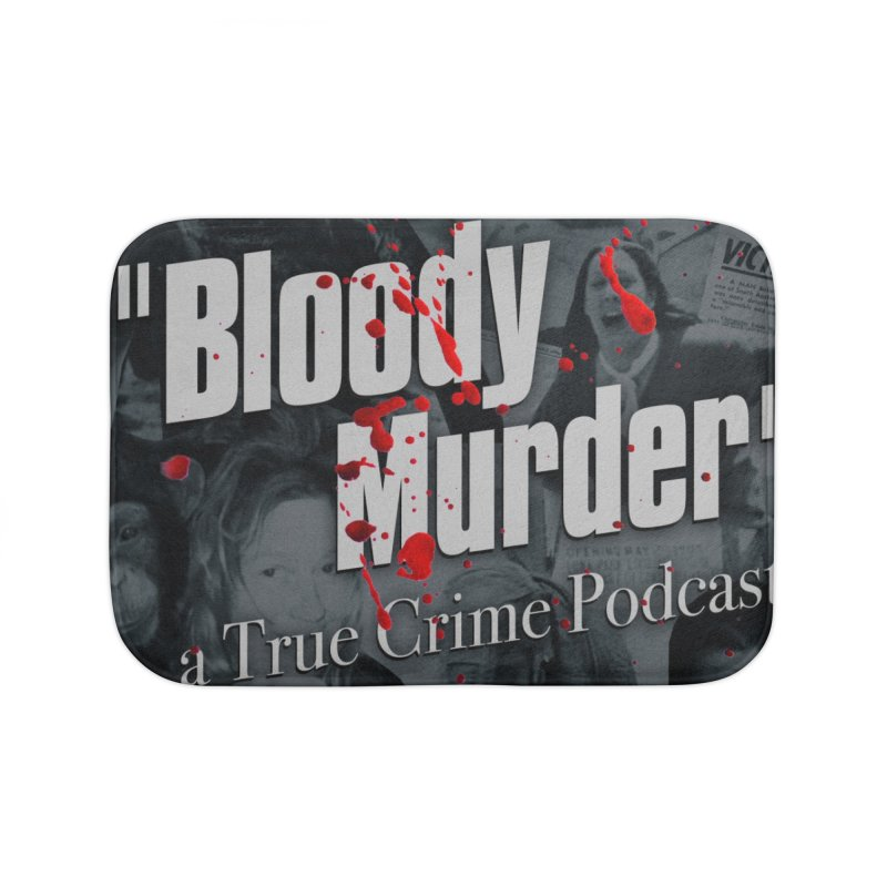 Bloody Murder Faces Home Bath Mat by bloodymurder's Artist Shop