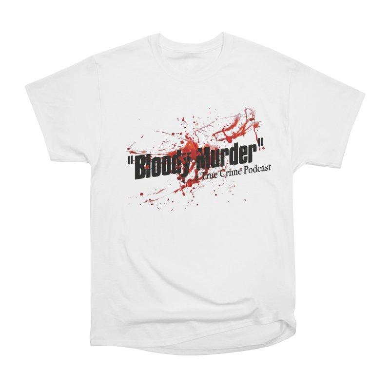 Bloody Murder Bleeding Logo Men's Classic T-Shirt by bloodymurder's Artist Shop