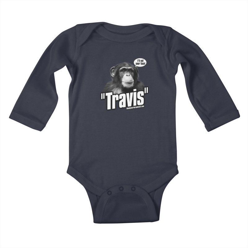 Travis the Chimp Kids  by bloodymurder's Artist Shop
