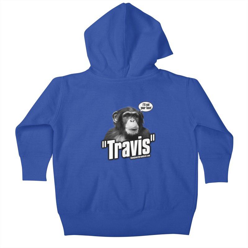 Travis the Chimp Kids  by bloodymurder's Artist Shop