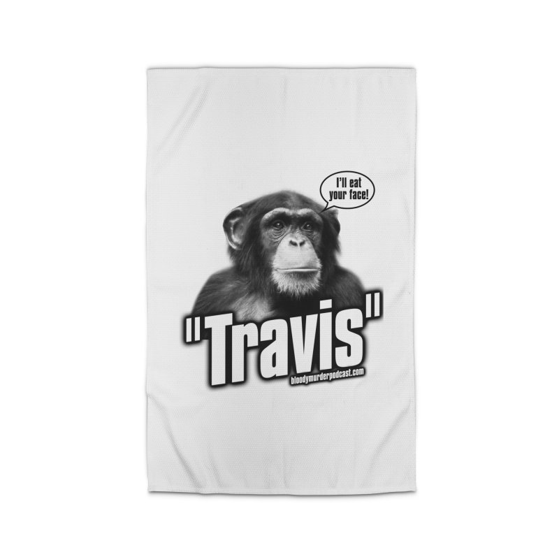 Travis the Chimp Home  by bloodymurder's Artist Shop