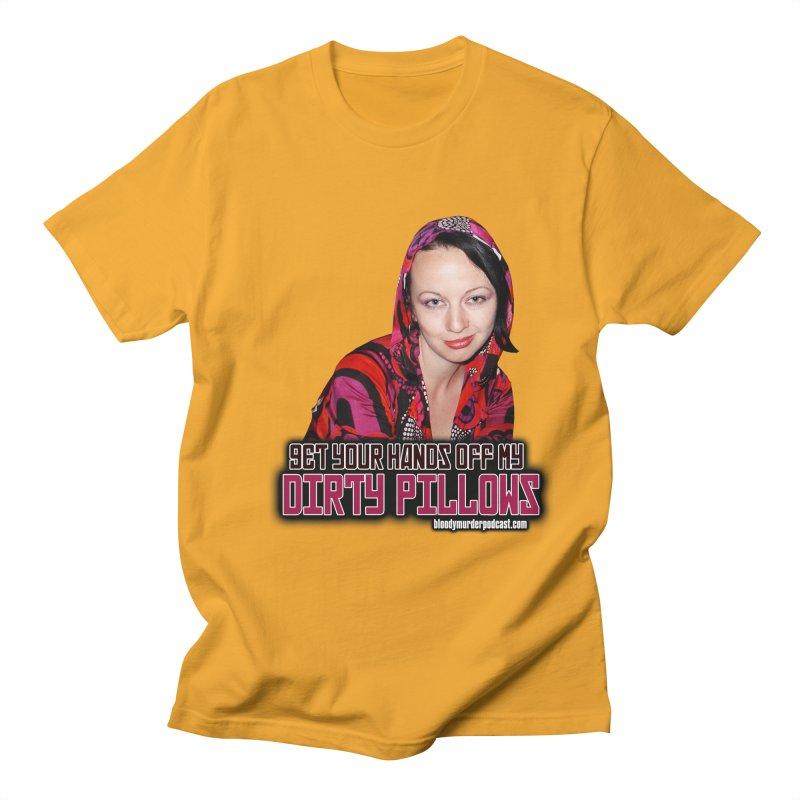 Dirty Pillows Women's Unisex T-Shirt by bloodymurder's Artist Shop