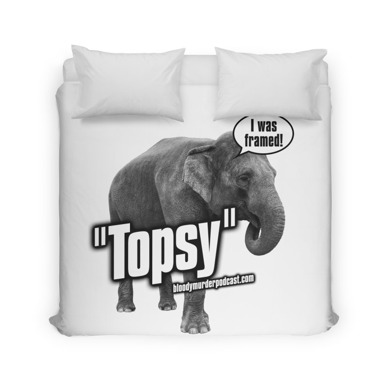Topsy the Elephant Home  by bloodymurder's Artist Shop