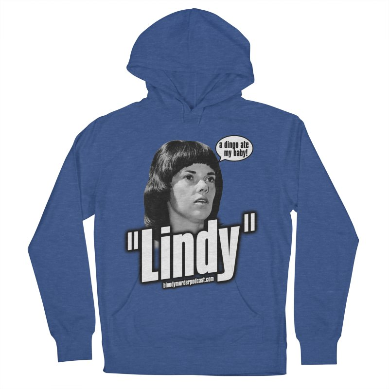 Lindy Men's Pullover Hoody by bloodymurder's Artist Shop