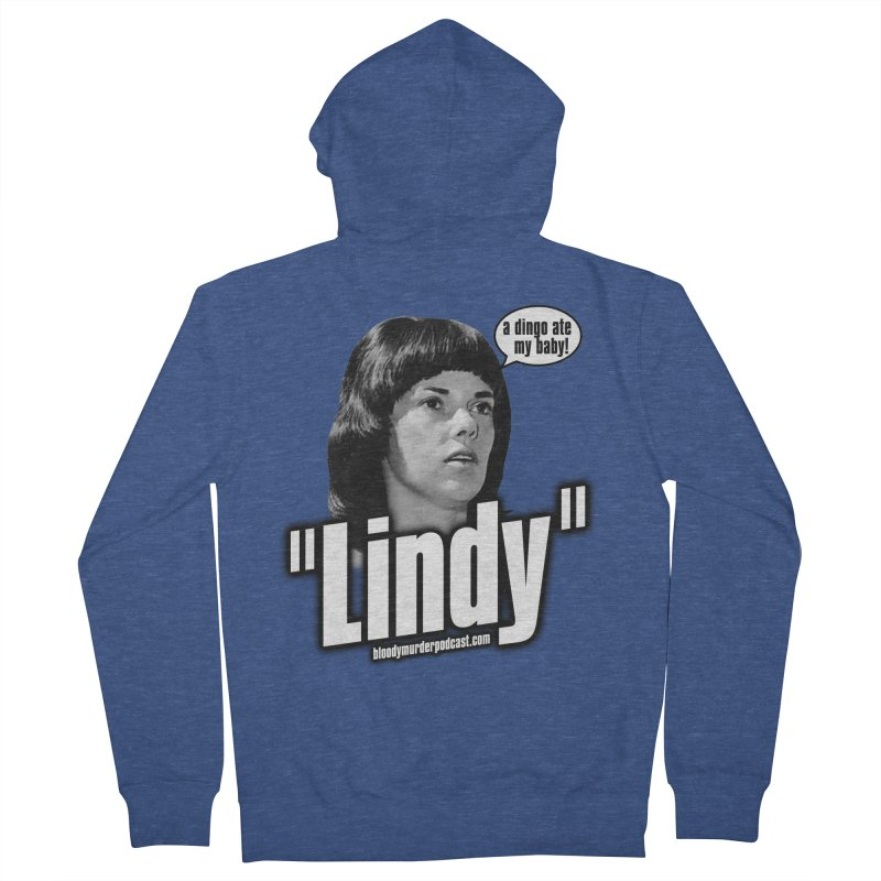 Lindy Women's Zip-Up Hoody by bloodymurder's Artist Shop
