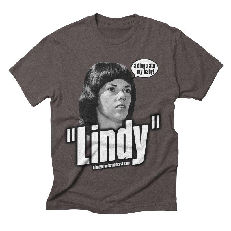 Lindy Men's Triblend T-shirt by bloodymurder's Artist Shop