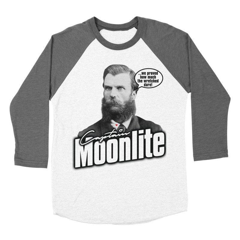 Captain Moonlite Women's Longsleeve T-Shirt by Bloody Murder's Artist Shop