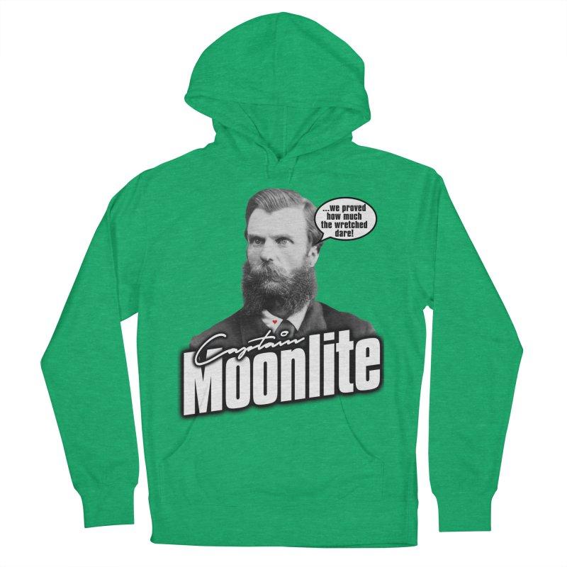 Captain Moonlite Women's Pullover Hoody by bloodymurder's Artist Shop