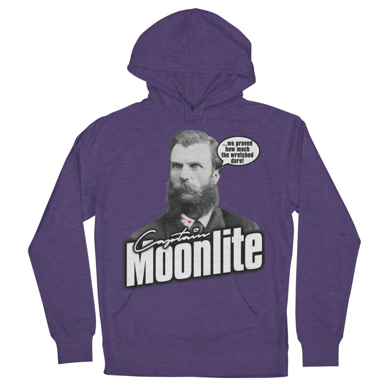 Captain Moonlite Women's Pullover Hoody by bloodymurder's Artist Shop