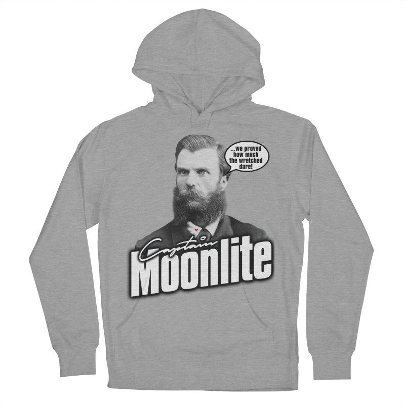 Captain Moonlite Men's Pullover Hoody by bloodymurder's Artist Shop