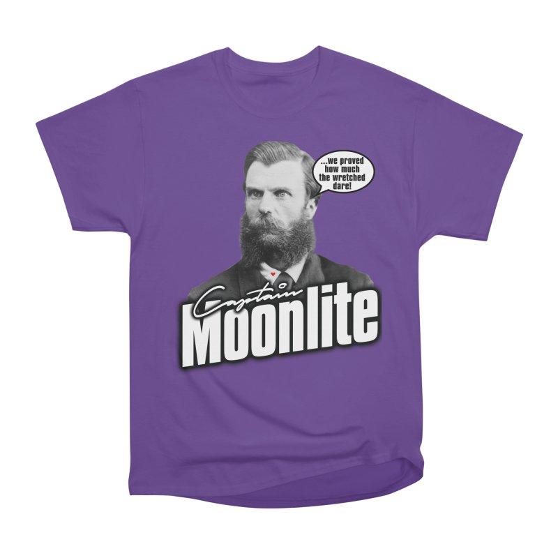 Captain Moonlite Women's Classic Unisex T-Shirt by bloodymurder's Artist Shop