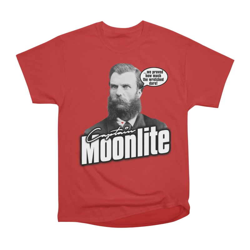 Captain Moonlite Men's Classic T-Shirt by bloodymurder's Artist Shop