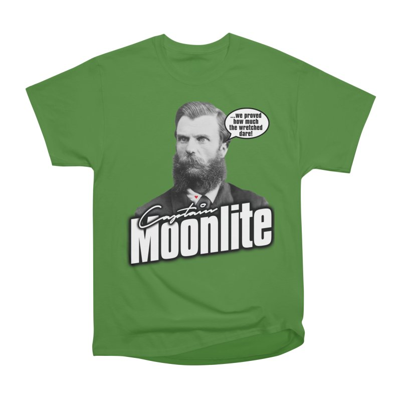 Captain Moonlite Men's Classic T-Shirt by bloodymurder's Artist Shop