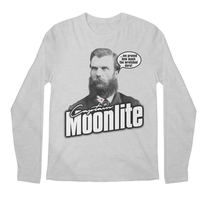 Captain Moonlite Men's Longsleeve T-Shirt by bloodymurder's Artist Shop