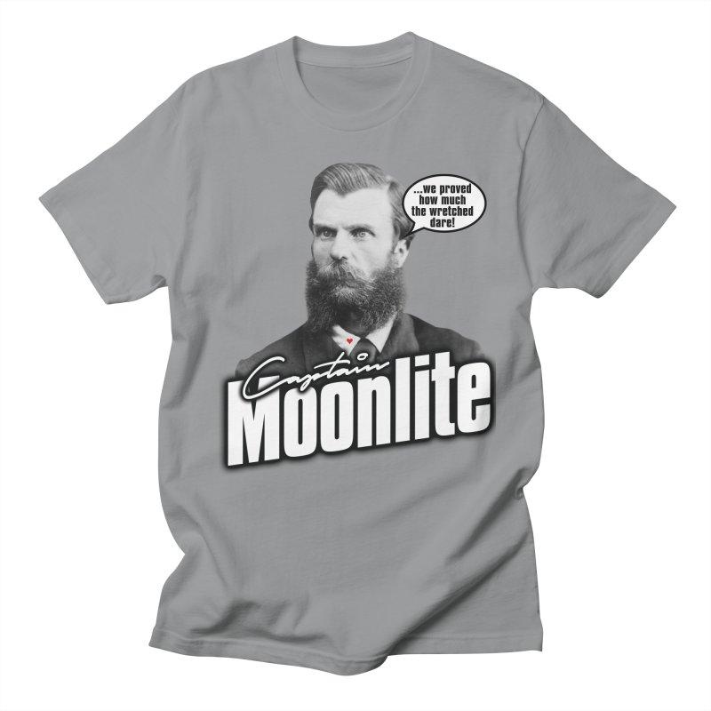 Captain Moonlite Women's Unisex T-Shirt by bloodymurder's Artist Shop