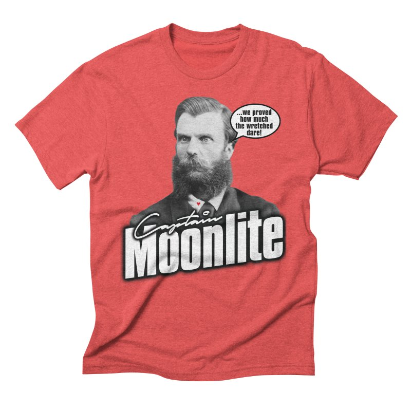 Captain Moonlite Men's  by bloodymurder's Artist Shop