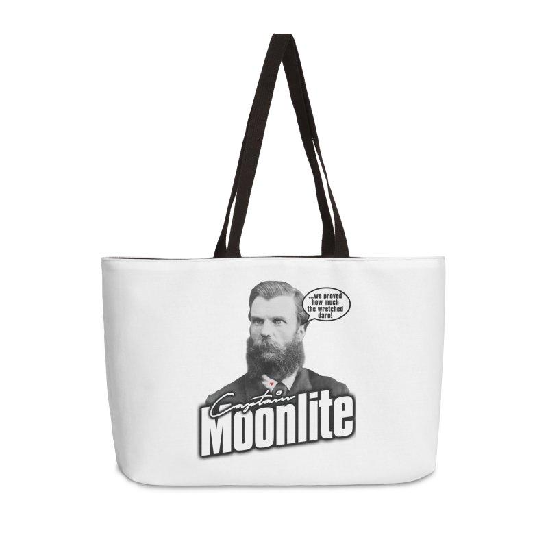 Captain Moonlite Accessories Bag by Bloody Murder's Artist Shop