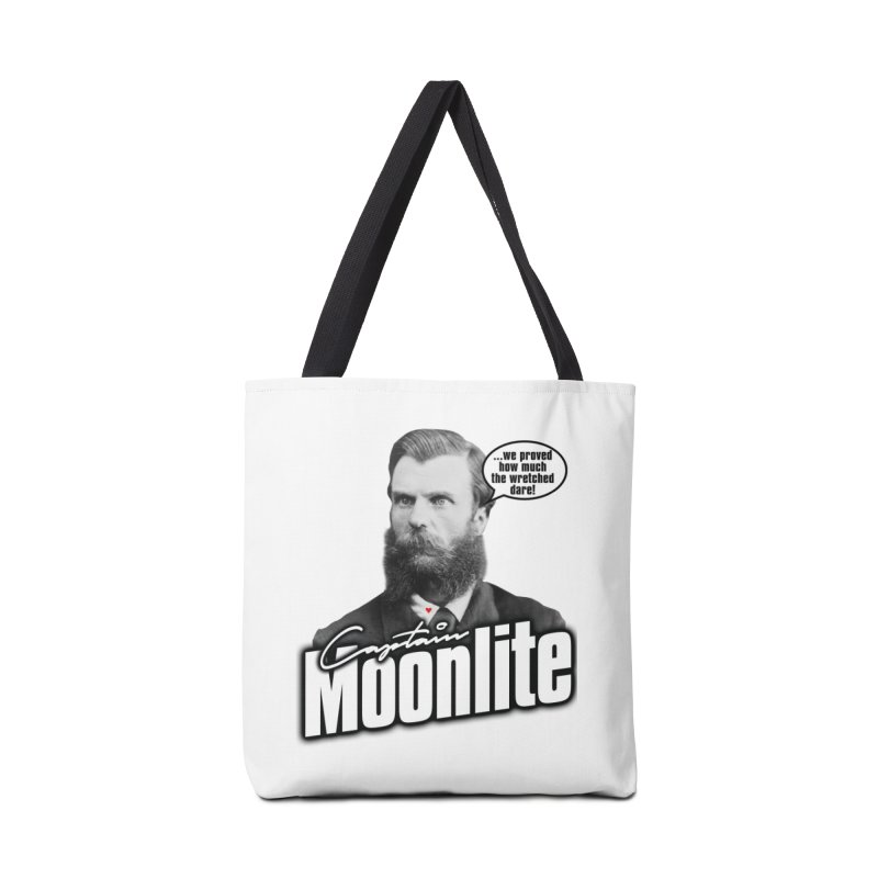 Captain Moonlite Accessories Bag by bloodymurder's Artist Shop