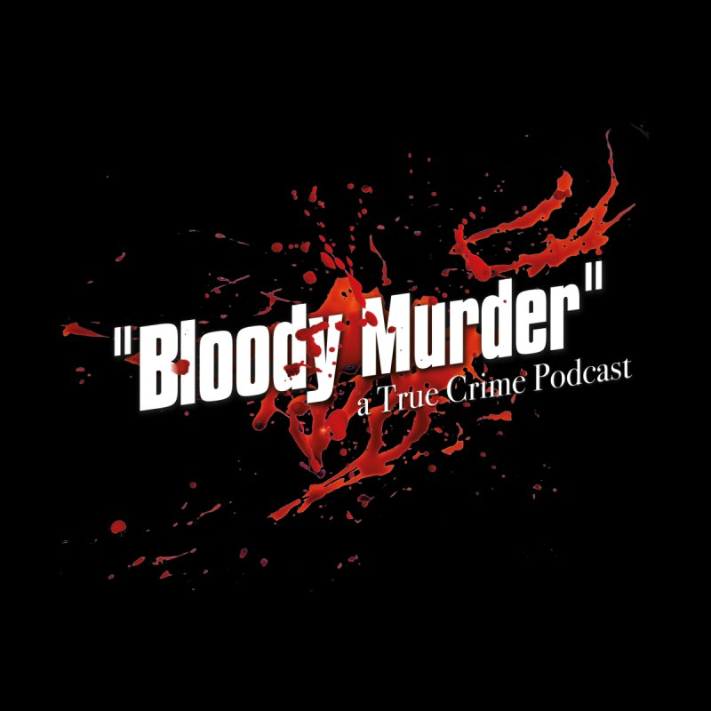 Bloody Murder Bleeding Logo White Kids Baby Bodysuit by Bloody Murder's Artist Shop