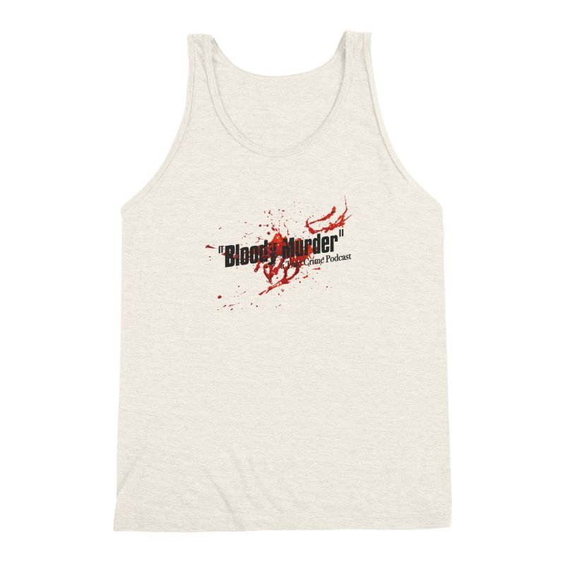 Bloody Murder Bleeding Logo Black Men's  by bloodymurder's Artist Shop