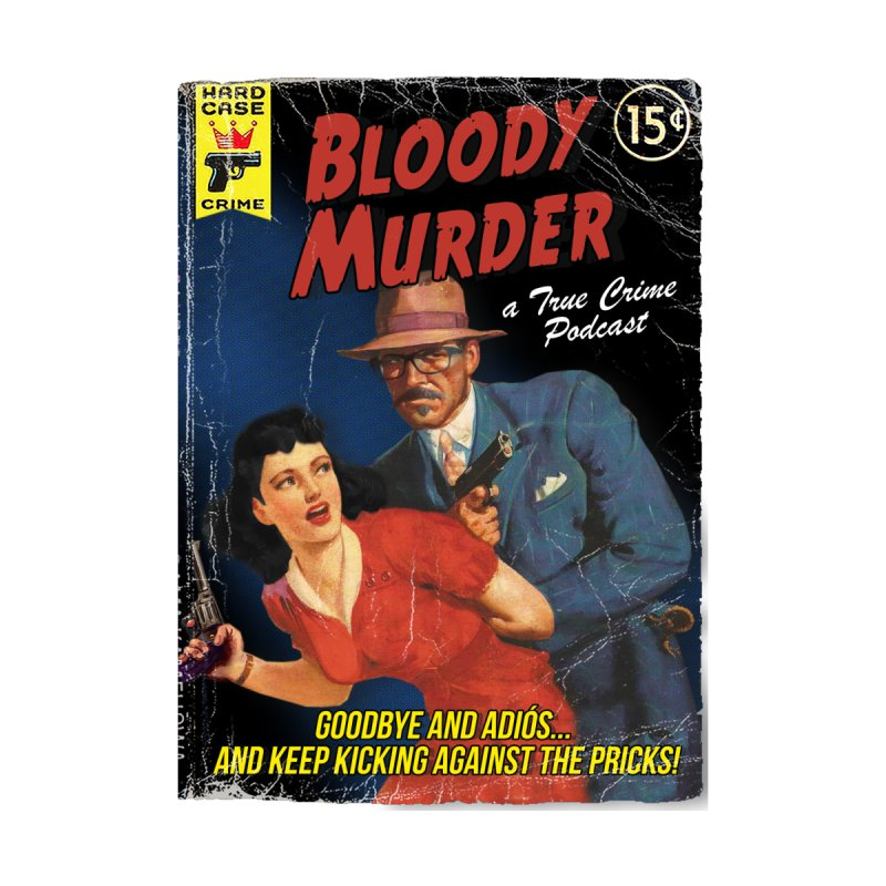Bloody Murder Pulp Novel by bloodymurder's Artist Shop